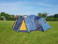Relum Khios Metallica family tent (up to 8 persons)