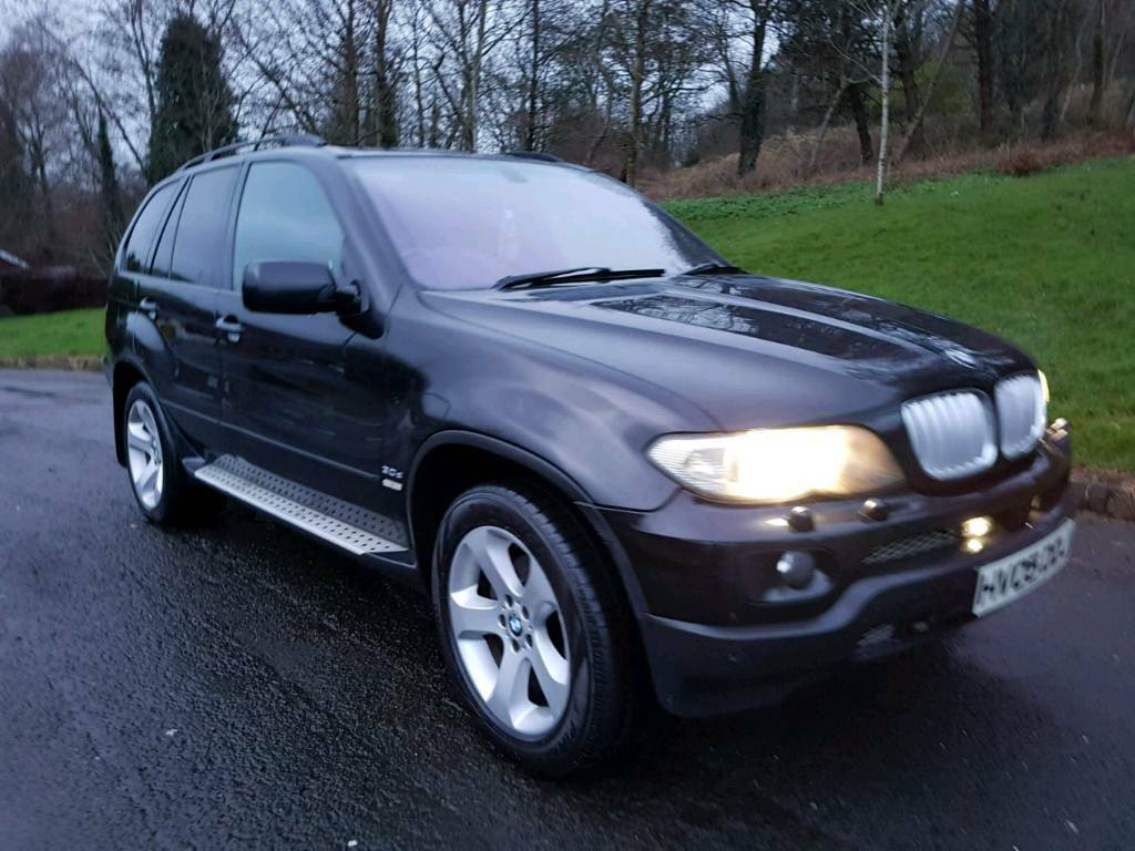 2005 bmw x5 m sport mint in dunmurry belfast gumtree. Black Bedroom Furniture Sets. Home Design Ideas