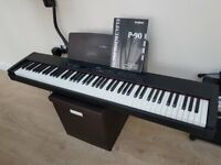 Yamaha P90 Stage Piano.