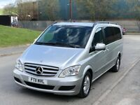 Mercedes-Benz, VIANO,3.0 CDI Ambiente Extra Long MPV Automatic 5dr