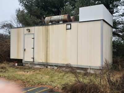 Detroit Diesel 480v 3-phase Self Contained 750 Kw Diesel Generator