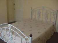 Double room for a professional in a clean house (include all bills)