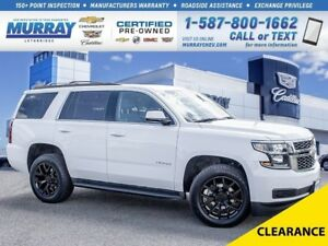 2018 Chevrolet Tahoe LS**Remote Start!  Leather Wrapped Steering