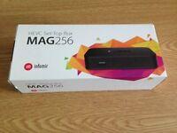 MAG 256 IPTV STB - BRAND NEW