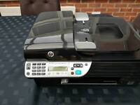 HP office jet 4500 wireless print, scan and copy