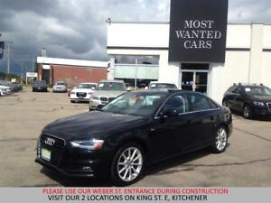 2016 Audi A4 2.0T AWD | Progressiv plus S-LINE | NAVIGATION |