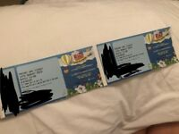 2x Rize Festival Day Tickets for Friday 17th August (LESS THAN FACE VALUE)