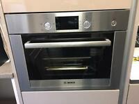 Bosch Steam Oven RRP £759.99