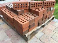 Leftover New Metric Red/Brown Bricks