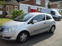 REDUCED TO CLEAR VAUXHAL CORSA LIFE 3 DOOR HATCHBACK IDEAL 1ST CAR