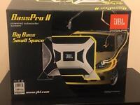 JBL BASSPRO 2 SUBWOOFER SPEAKER CAR AUDIO
