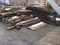 Wood fire wood free to uplift no deliveries