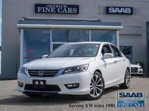 2014 Honda Accord Sport ONE OWNER Accident Free