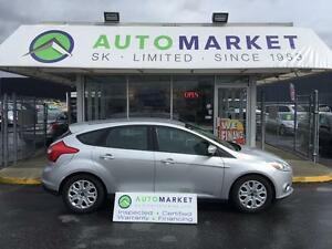 2014 Ford Focus SE Hatch BLUETOOTH, SYNC, WARRANTY!
