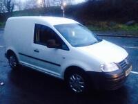 Cheap van!!2009 v w caddy!!C20 tdi!!vgc!!
