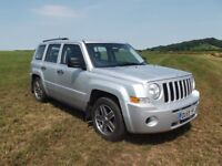 Jeep Patriot CRD sport 4X4