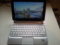 hp mini 10 netbook