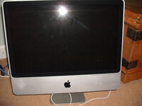 Apple Imac 8.1 20 inch A1224 MB323B/A Early 2008