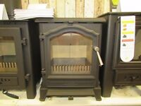 ESSE VISTA 5KW MULTI FUEL DEFRA APPROVED STOVE UK MADE REDUCED TO CLEAR £599