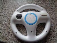 Racing Steering Wheel for Nintendo Wii