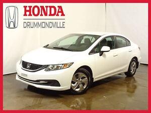 2013 Honda Civic LX + SIEGES CHAUFFANTS+ A/C+ BLUETOOTH