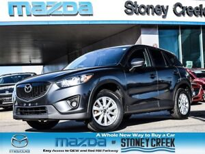 2014 Mazda CX-5 GS AWD NEW FR Brakes+Tires Alloy B/T+H/Seats!