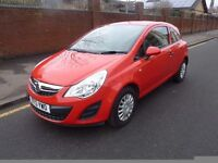 VAUXHALL CORSA 1.0 ECO MOTD AUGUST 1 PREVIOUS OWNER P/S HISTORY