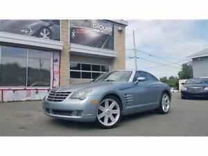 2005 chrysler crossfire limited 62 186 km seulement moteur 3