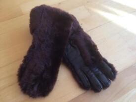 Dents vintage gloves