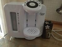 Tommee Tippee Perfect Prep Machine & Brand new filter