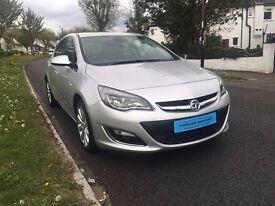 Vauxhall Astra 1.6 i VVT 16v SE 5dr+Low mileage+1year mot+12month warranty..