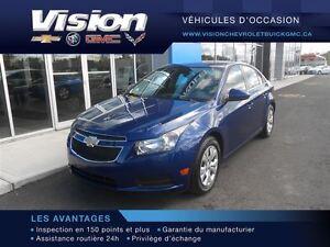 2013 Chevrolet Cruze LT Turbo ** TRÈS BAS KILOMÉTRAGE **