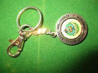 Royal Saudi Air Force key ring.