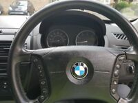 Clean and Nice Black BMW X3 with full service history