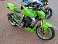 2003 Kawasaki Z1000 for sale or px/trade for a super sports of a similar value