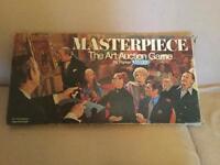 Masterpiece Art Auction game