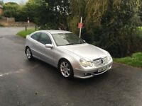Mercedes-Benz C Class 2.1 C200 CDI SE 3 dr - Beautiful condition - 1 previous owner - Full history