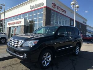 2013 Lexus GX 460 4WD EXECUTIVE