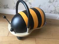 Wheely Bug Bee Small 1-3 Years