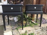 Stag bedside tables 2 available
