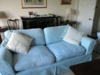 Sofa Workshop 3 seater sofa with washable loose covers