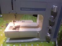 Bernina Sewing Machine 1015 model