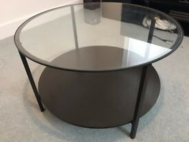 Glass Coffee table from IKEA