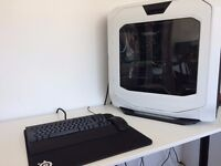 Gaming/Editing PC - I7 5930K X99 Deluxe II 16GB 2666Mhz RAM 1 HDD + 2 SSD +Keyboard + Mouse+Mousepad