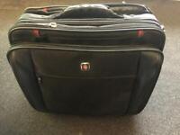 Wenger Swiss Gear Comp-U-Roller Wheeled Laptop Notebook Luggage Case Travel Bag