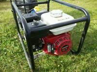 Honda gx 200 generator 3.400dp in good working order