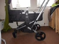 MOTHERCARE TRAVEL SYSTEM AND EXTRAS