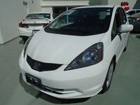 2013 Honda Fit LX (SUMMER SALE IS ON)