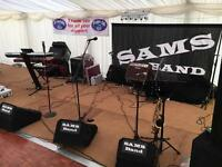 SAMS Band Superb Wedding Band