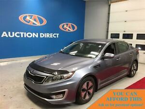 2012 Kia Optima Hybrid Premium!ONLY 11000KM! BACK UP CAM